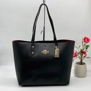 Coach Large Town Tote